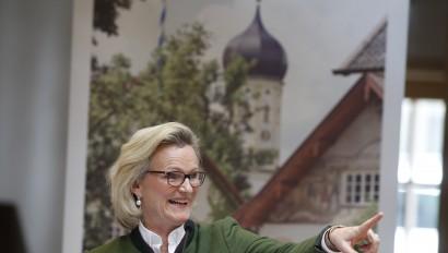 Vizepräsidentin des TOM e.V. wurde zur Präsidentin des DEHOGA Bayern gewählt