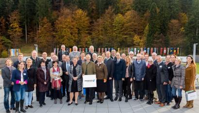 Präsidiumsneuwahlen und Vorstellung des neuen Partnernetzwerks