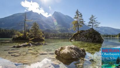 MERIAN widmet Oberbayern bildgewaltige Ausgabe