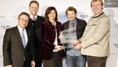 Filmkulisse Bayern zeichnet Filmregion Tegernsee Schliersee als Drehort des Jahres 2016 aus