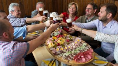 Bayerischer Bier-Genuss mit Auszeichnung
