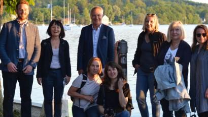 Pressereise: Wassererlebnis Oberbayern
