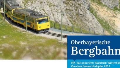 Saisonbericht der oberbayerischen Bergbahnen
