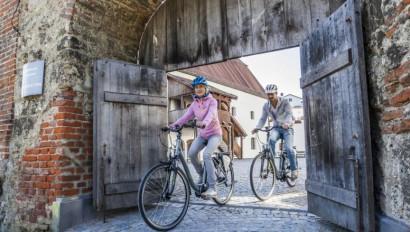 Erste E-Bike-Erlebnisserie erfolgreich gestartet