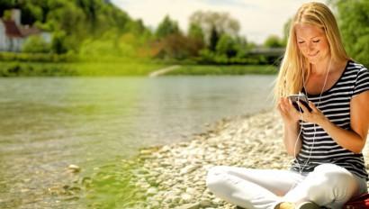 Alles im Fluss: Kostenfreie Outdoor App führt durch Kraiburg am Inn