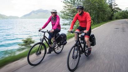 Feuer & Eis Touristik exklusiver WasserRadlWege Partner