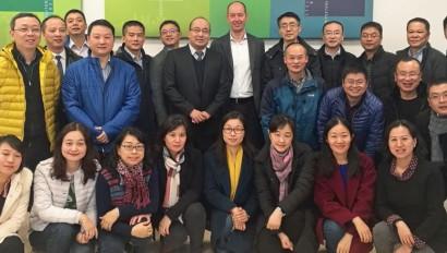 Chinesische Delegation zu Gast in Oberbayern