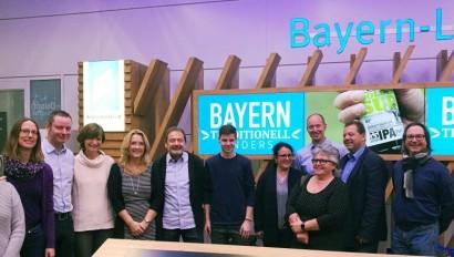 Oberbayern präsentiert sich 2018 in der Airport Welcome Lounge