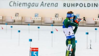 Biathlon-Weltcup Ruhpolding mit 90.000 Zuschauern