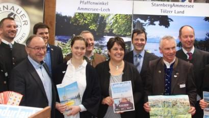 Regionsmarke StarnbergAmmersee auf der f.re.e in München