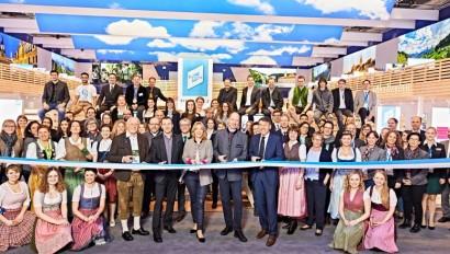 Bayern-Halle auf ITB Berlin eröffnet