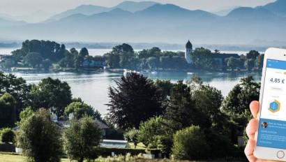 10.000 Schritte im Chiemgau