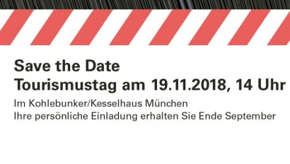Save the Date – Tourismustag München