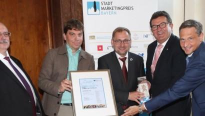 InnovationsQuartier Murnau gewinnt Stadtmarketingpreis