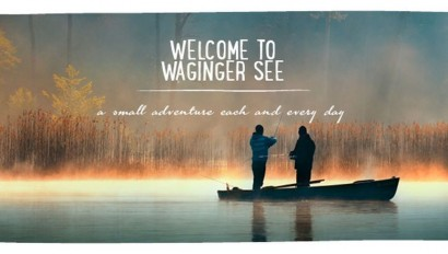 Waginger See präsentiert englischsprachige Webseite
