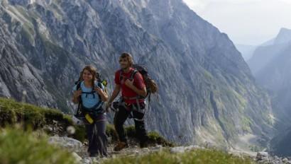 Neuer Rundwanderweg verbindet die Destinationen der Zugspitz Region