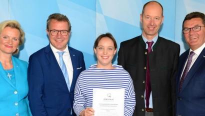 """Der Tourismus Oberbayern München e.V. erhält die Auszeichnung """"ServiceQualität Deutschland"""""""