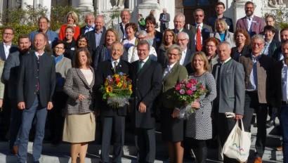 Mitgliederversammlung in Ettal