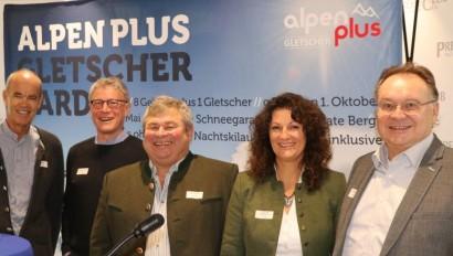 Alpen Plus Pressegespräch 2018