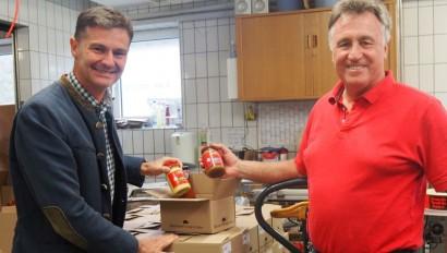 Chiemgau Tourismus kooperiert mit Senfhersteller
