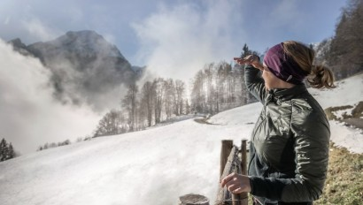Beginn der Qualitätschecks der Landschaftskinowege und -loipen