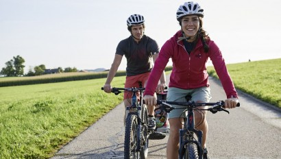 "Fair Bike Kampagne Oberbayern – ""Berge erleben mitnand"""