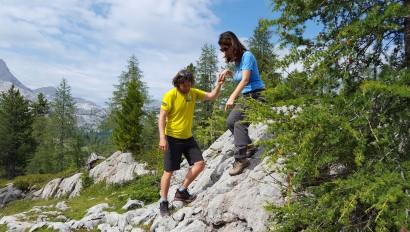 Digitale Wander-Tutorials zur Unfallvermeidung – ein Projekt des Berchtesgadener Land Tourismus