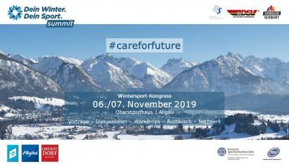 Dein Winter. Dein Sport. Summit 2019