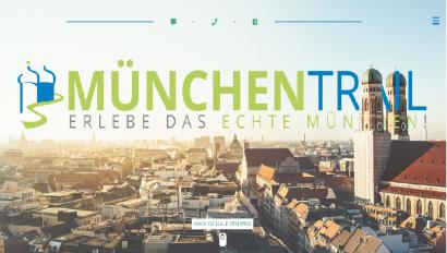 Nachhaltige Wanderroute durch München eröffnet