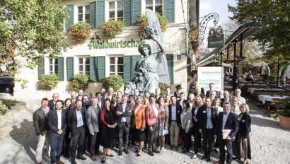 Mitgliederversammlung in Pullach bei München