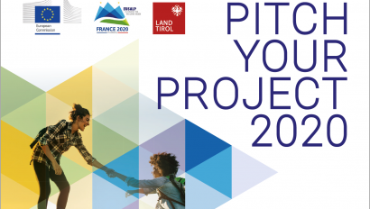 "Jugendwettbewerb ""PITCH YOUR PROJECT"" 2020"