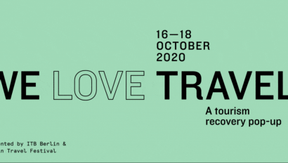We Love Travel!: ITB & Berlin Travel Festival mit hybridem Event