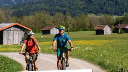 Pro Tourismus-Kampagne #charmantmiteinand im Tölzer Land