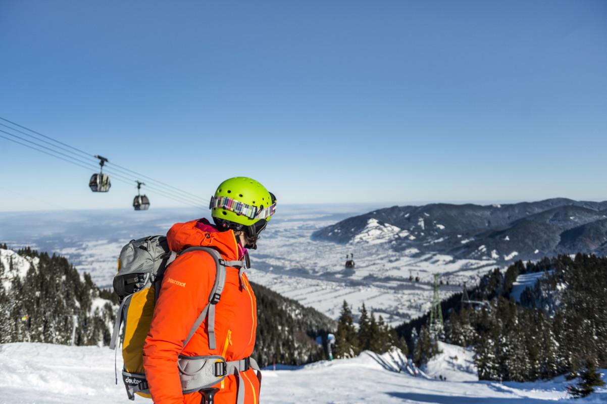 Skigebiet Brauneck-Lenggries (c) oberbayern.de
