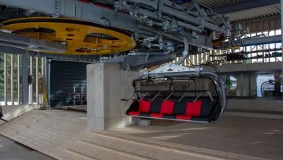 Erste Seilbahn in Deutschland nimmt Skibetrieb auf