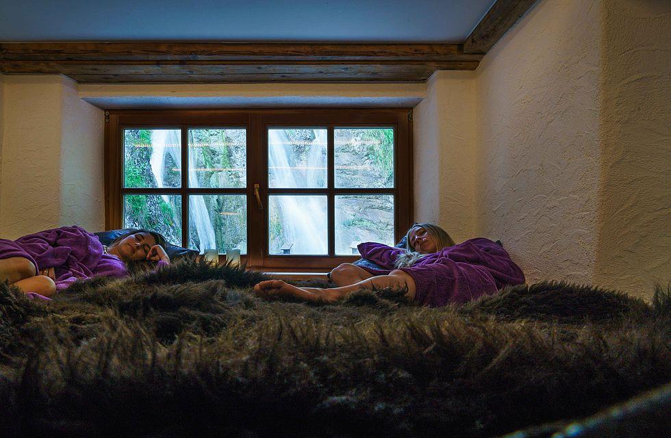 Wellbeing Bayrischzell Entspannung