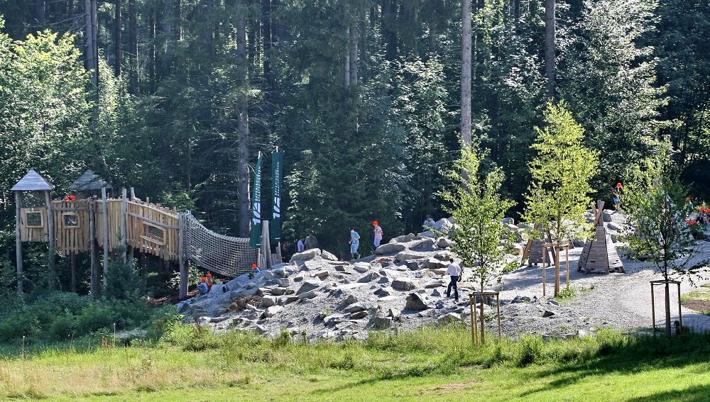 Weltwald Abenteuerspielplatz
